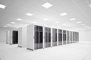 Communication solutions for offices and server farms